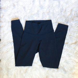 Lululemon Navy Blue High Rise Tight Leggings
